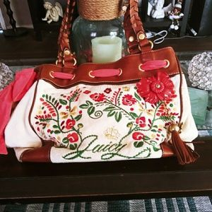 Juicey Couture gently used purse.